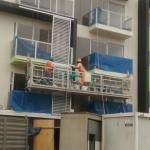 სამშენებლო სარემონტო საბაგირო შეჩერებული პლატფორმა hoist ltd8.0 zlp800